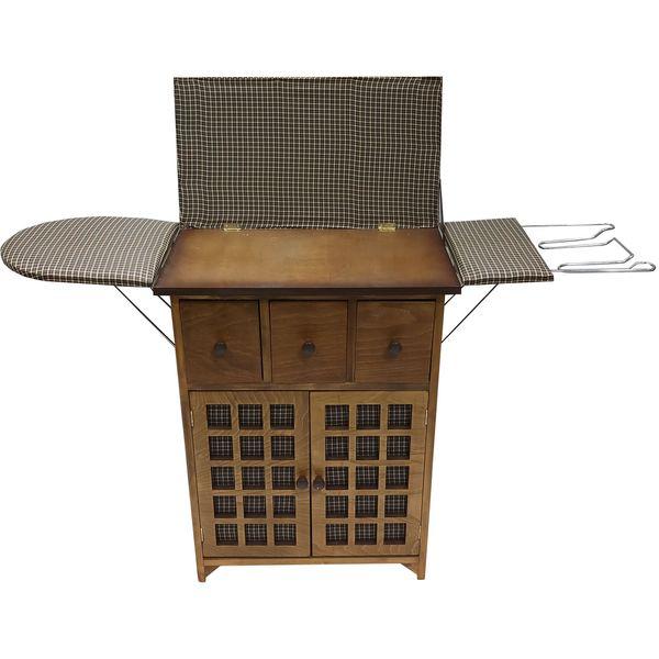 میز اتو و چرخ خیاطی طرح لپ تاپ مدل 95300w |