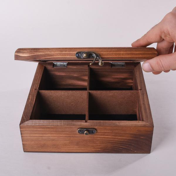 خرید                      جعبه هدیه مدل قاب شاه عباسی مدل 07-13
