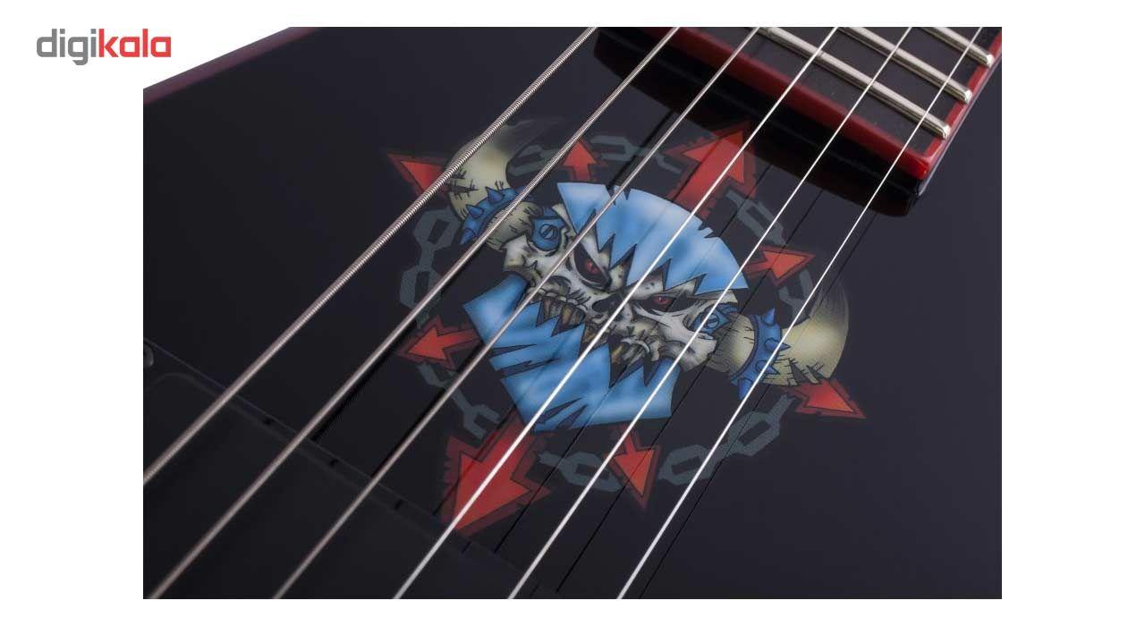 گیتار الکتریک شکتر مدل Balsac The Jaws 'o Death - 1555 main 1 4