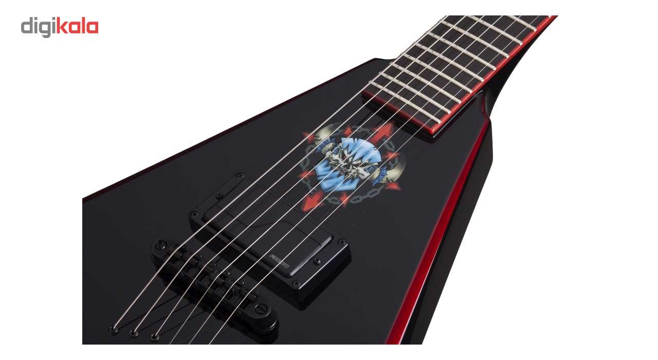 گیتار الکتریک شکتر مدل Balsac The Jaws 'o Death - 1555 main 1 5