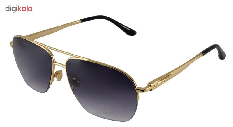 عینک آفتابی پلیس مدل SPL410-0577-Org82