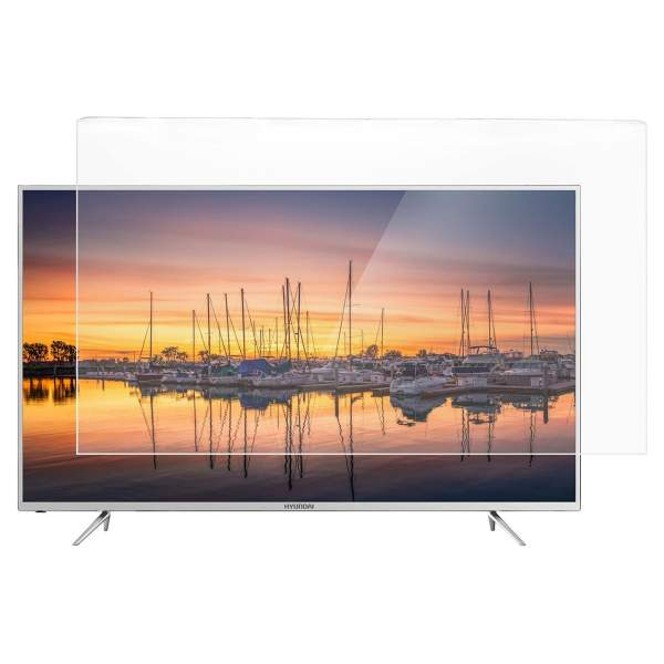 محافظ صفحه تلویزیون اس اچ مدل S-49 مناسب برای تلویزیون 49 اینچ