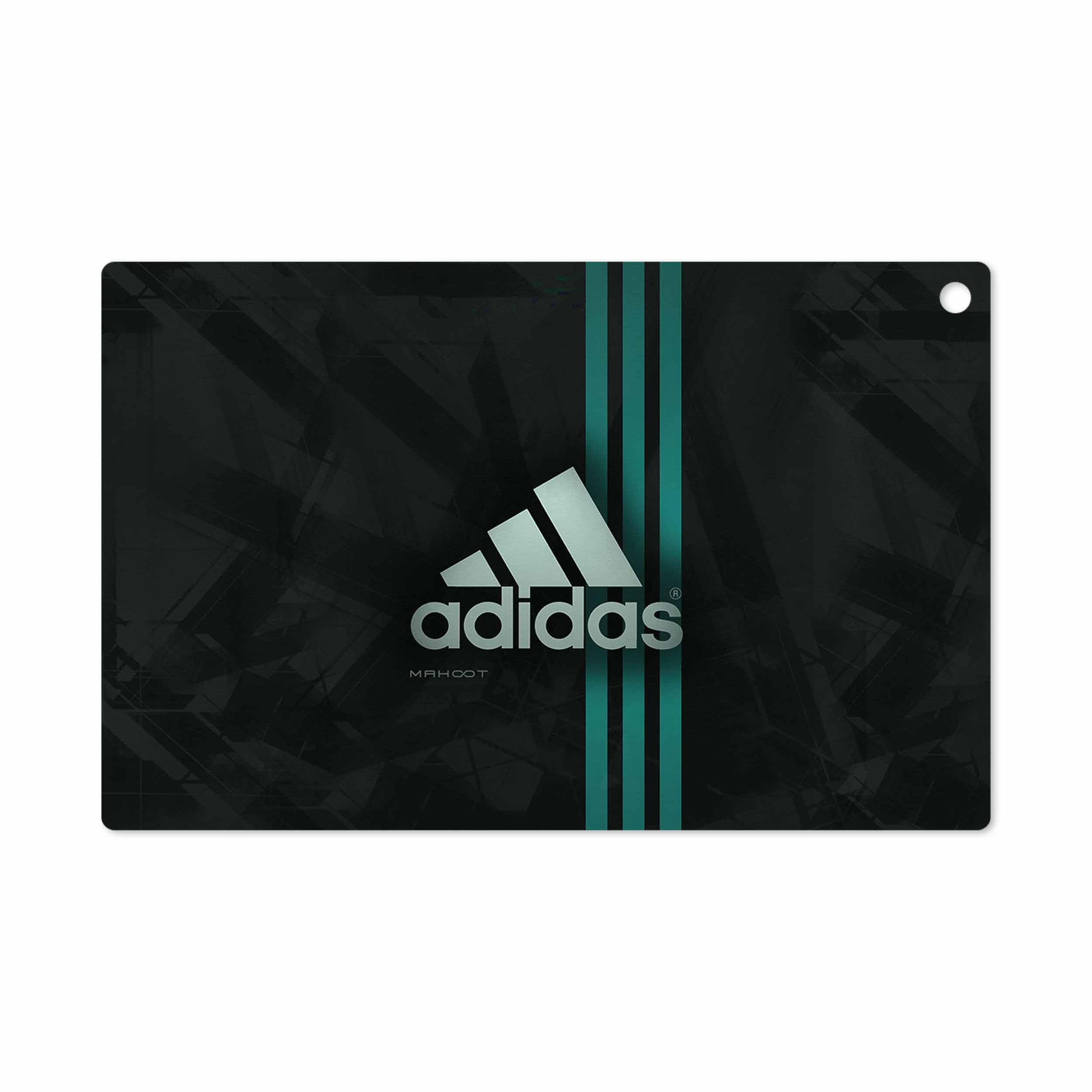 بررسی و خرید [با تخفیف]                                     برچسب پوششی ماهوت مدل adidas-Logo مناسب برای تبلت سونی Xperia Tablet Z LTE 2013                             اورجینال