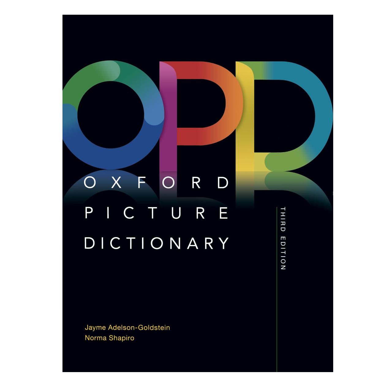 دیکشنری مصور آکسفورد OPD به همراه CD