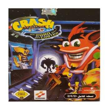 بازی crash bandicoot مخصوص ps2