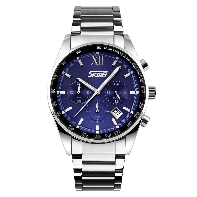 ساعت مچی عقربه ای مردانه اسکمی مدل 96-90 کد 02