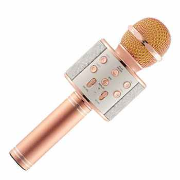 میکروفون بلوتوثی کارائوکه مدل 858