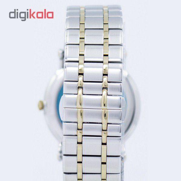 ساعت مچی عقربه ای مردانه سیکو مدل SKP400P1