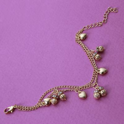 دستبند زنانه بازرگانی میلادی کد DP_167