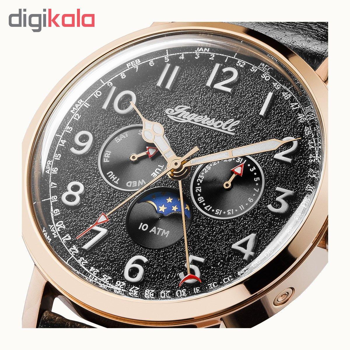 ساعت مچی عقربه ای مردانه اینگرسل مدل I01602