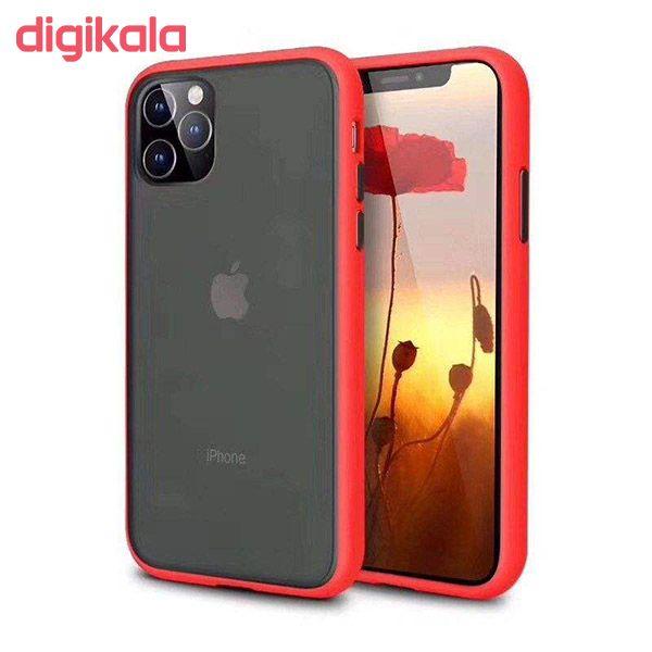 کاور مدل DK52 مناسب برای گوشی موبایل اپل iPhone 11 main 1 4