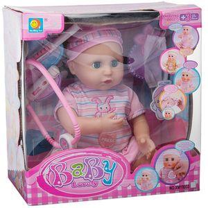 عروسک لاولی بیبی مدل Sneezing Doll