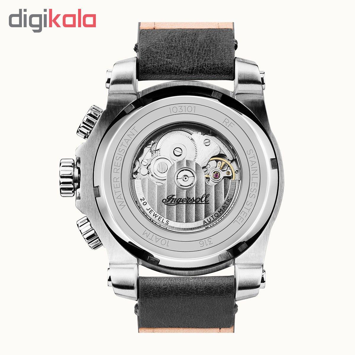 ساعت مچی عقربه ای مردانه اینگرسل مدل I03101