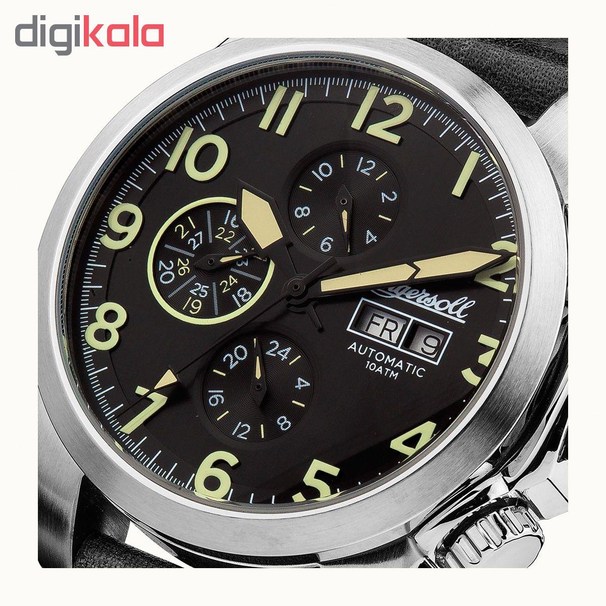 خرید ساعت مچی عقربه ای مردانه اینگرسل مدل I03101