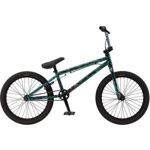 دوچرخه بی ام ایکس جی تی مدل Slammer سایز 20 - سایز فریم 20
