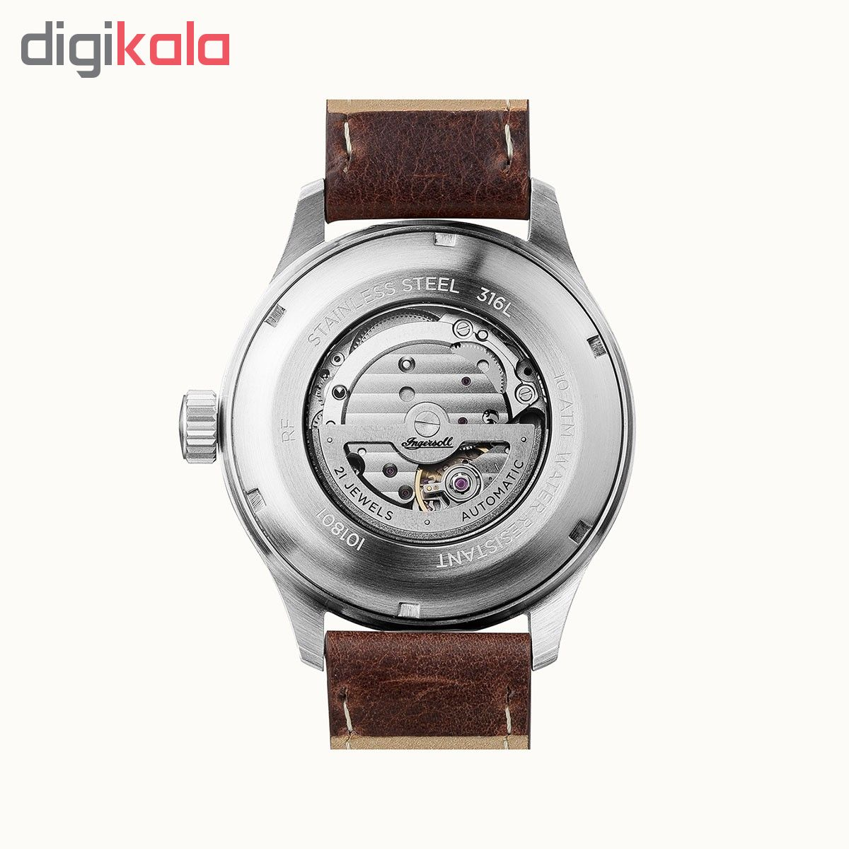 ساعت مچی عقربه ای مردانه اینگرسل مدل I01801