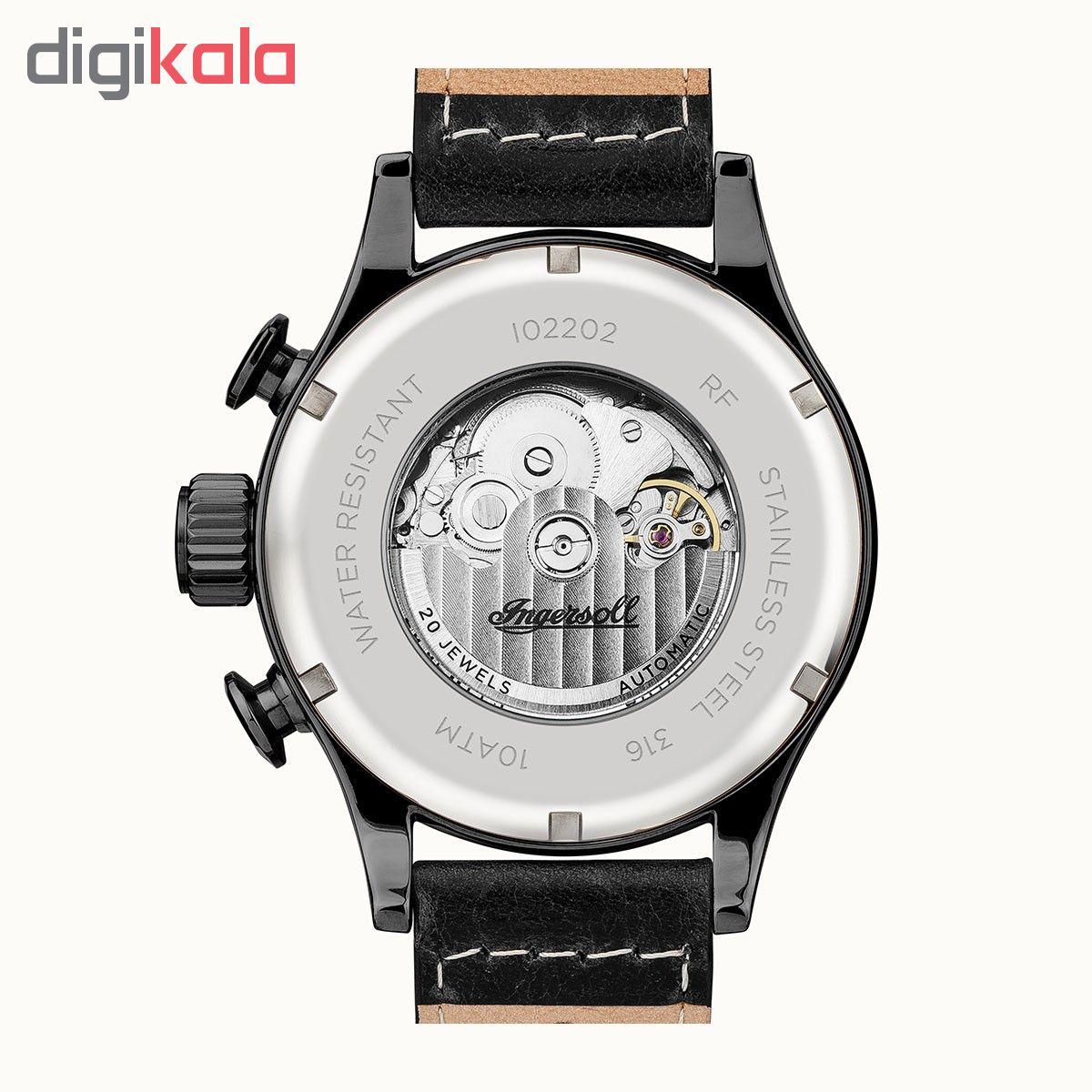 ساعت مچی عقربه ای مردانه اینگرسل مدل I02202