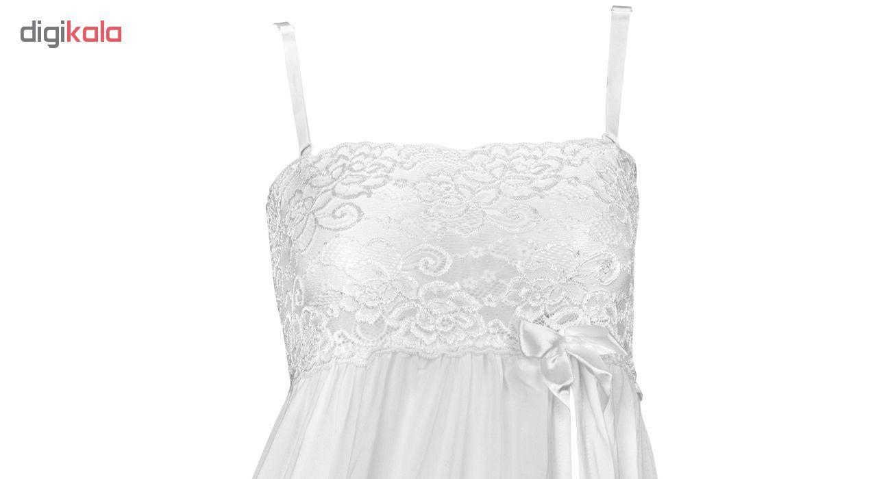 لباس خواب زنانه مدل White-Prances main 1 2