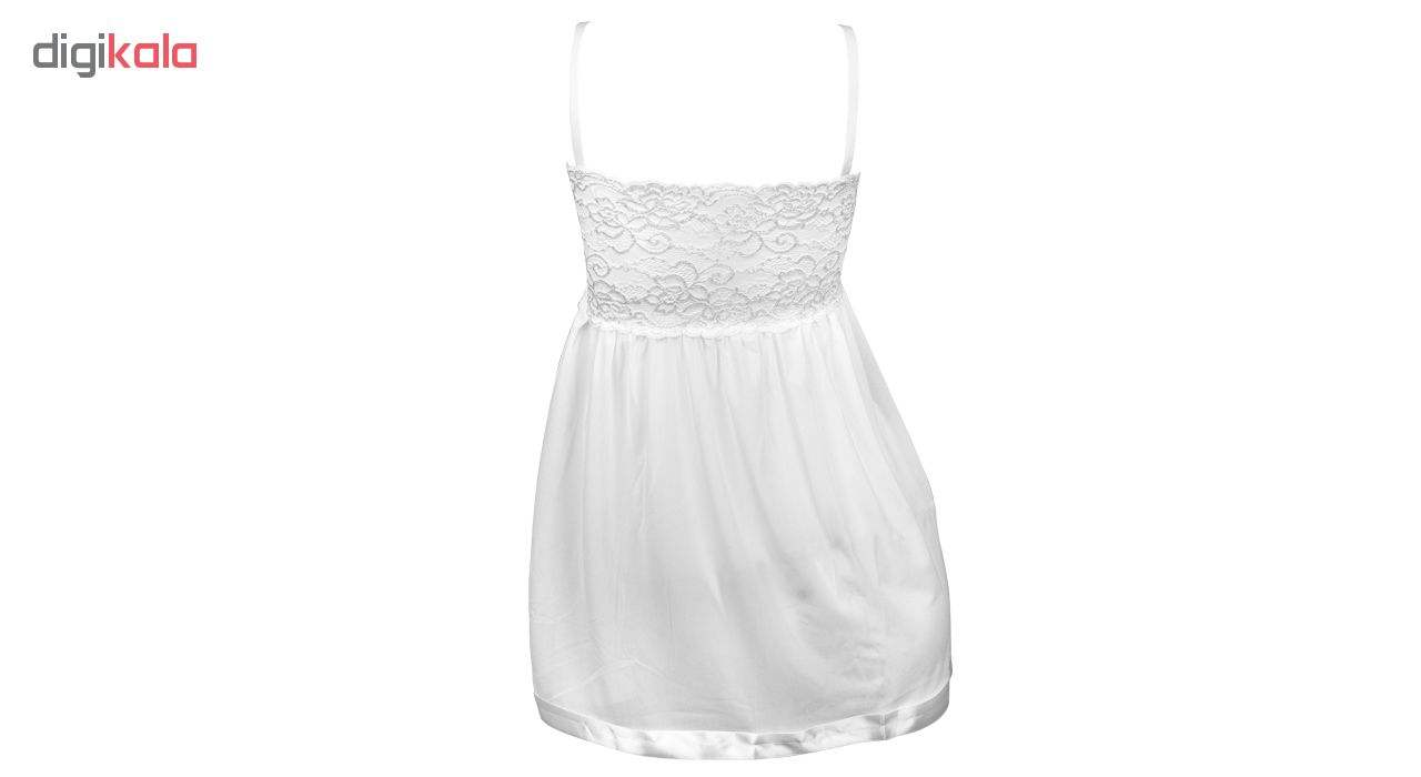 لباس خواب زنانه مدل White-Prances main 1 4