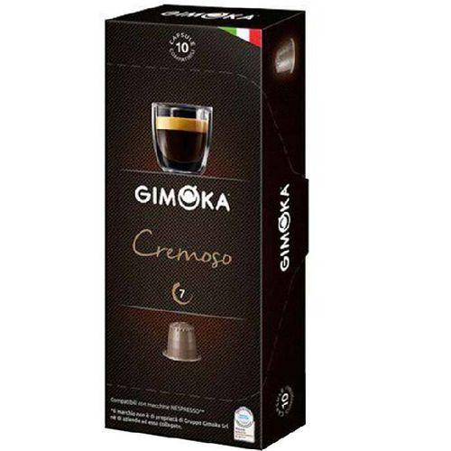 کپسول قهوه جیموکا مدل Gimoka Cremoso