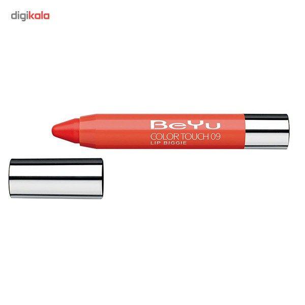 رژ لب جامد بی یو مدل Color Touch Lip Biggie 09 main 1 2