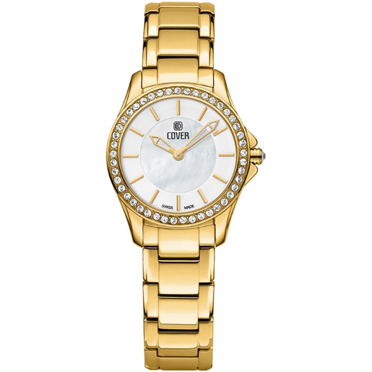 ساعت مچی عقربه ای زنانه کاور مدل Co184.05