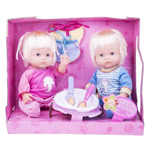 عروسک دوقلو وارم بی بی سایز متوسط