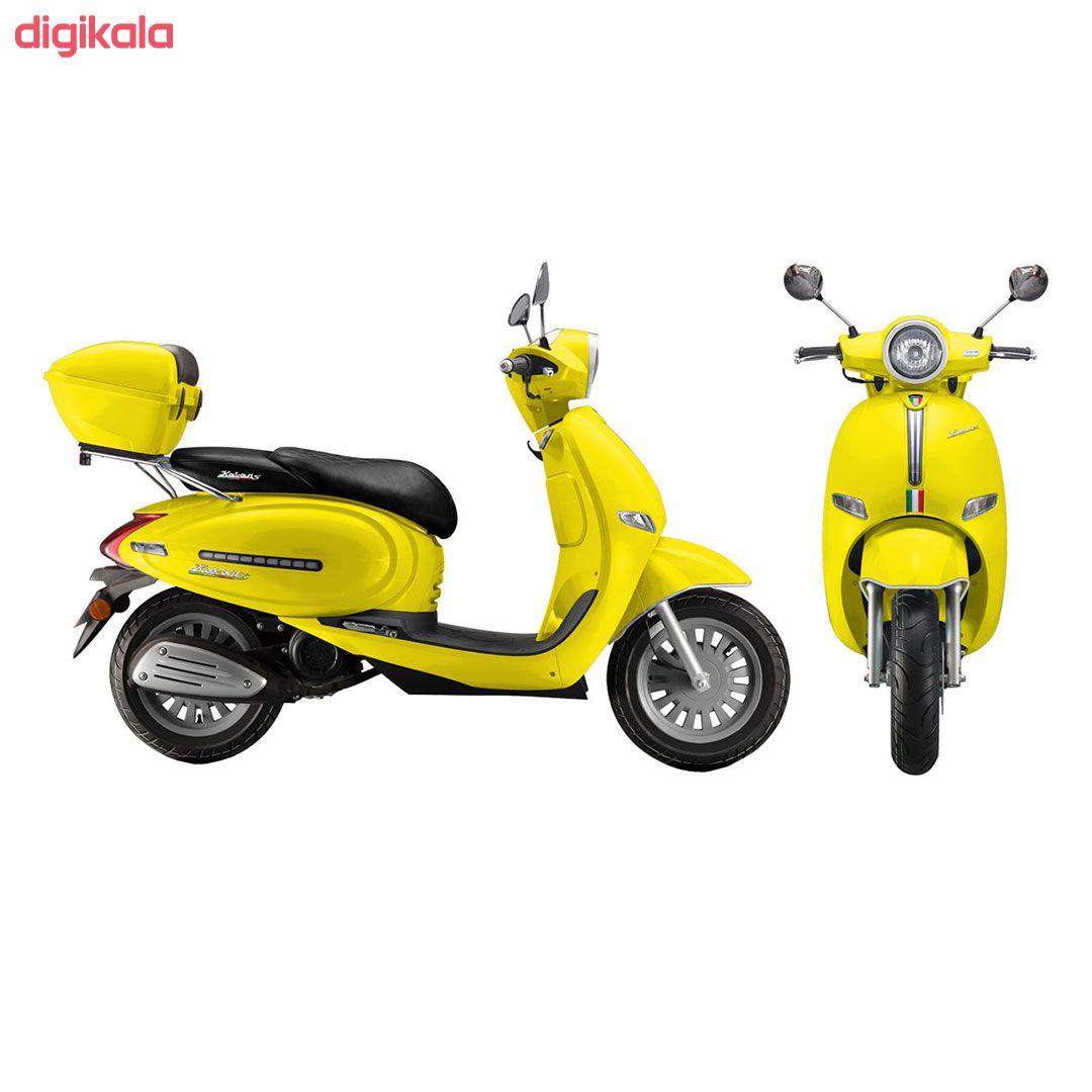 موتورسیکلت دینو مدل کاوان 150 سی سی سال 1399 main 1 4