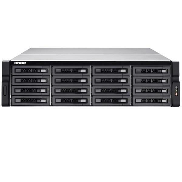 ذخیره ساز تحت شبکه کیونپ مدل TS-EC1680U-RP بدون هارددیسک