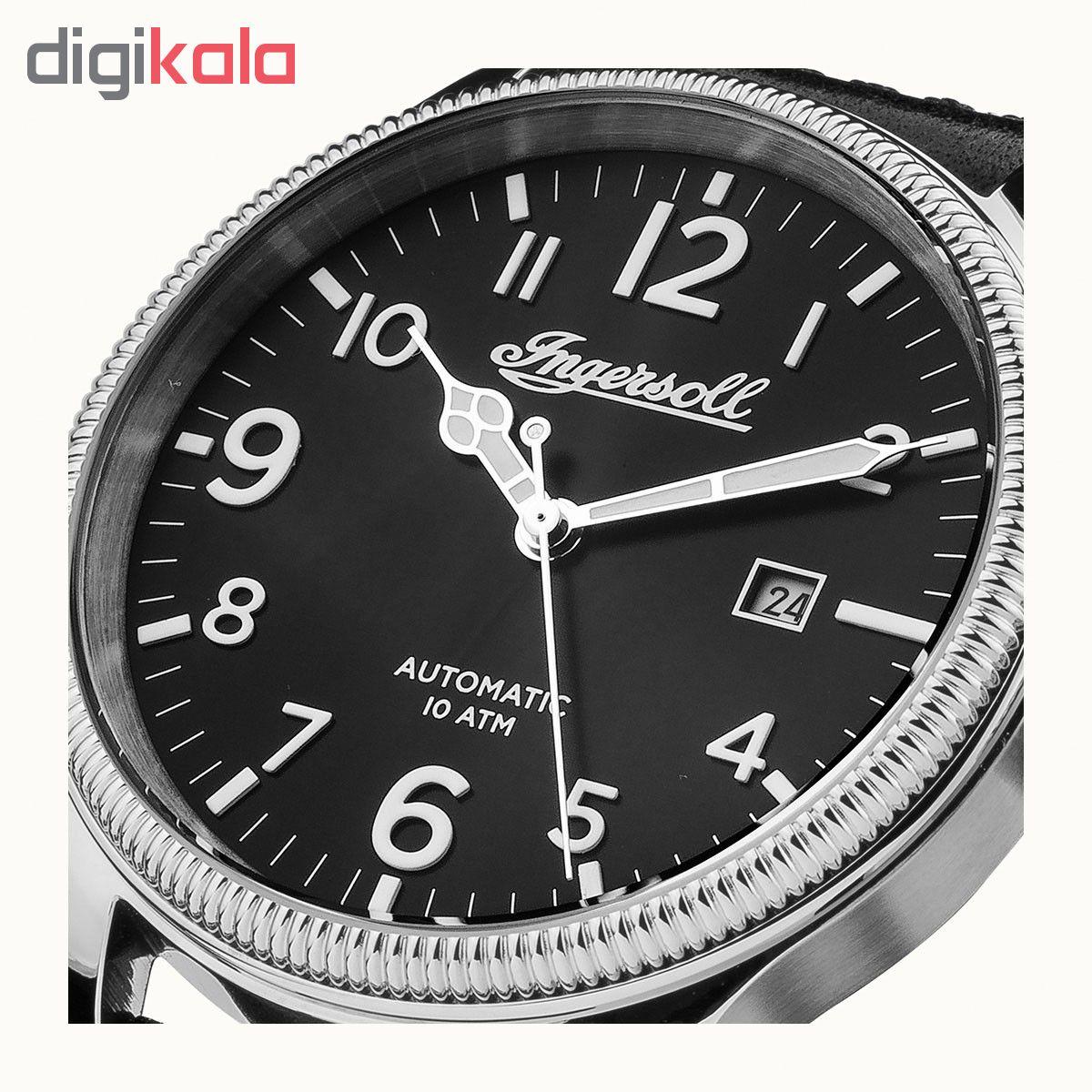 خرید ساعت مچی عقربه ای مردانه اینگرسل مدل I02701