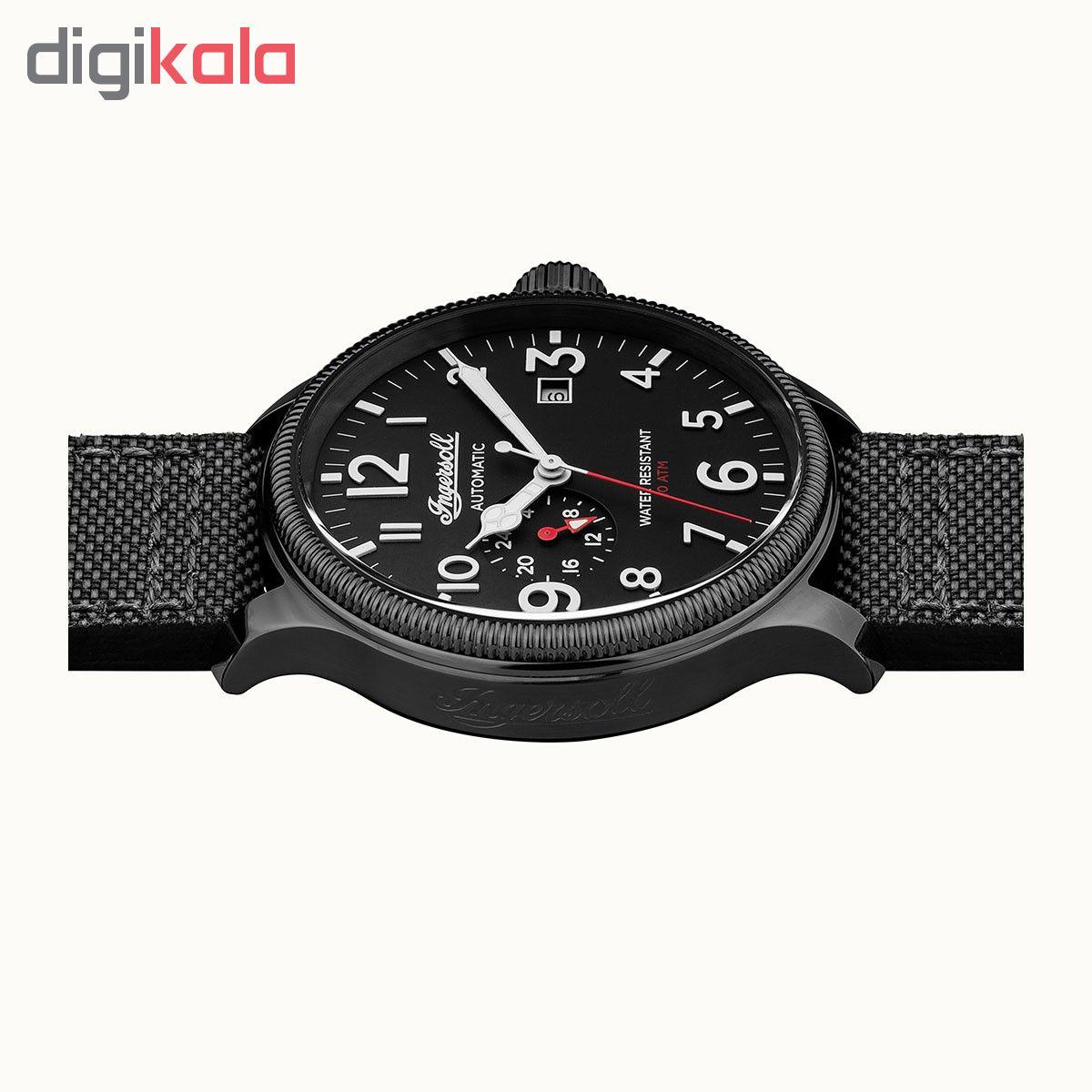 ساعت مچی عقربه ای مردانه اینگرسل مدل I02801