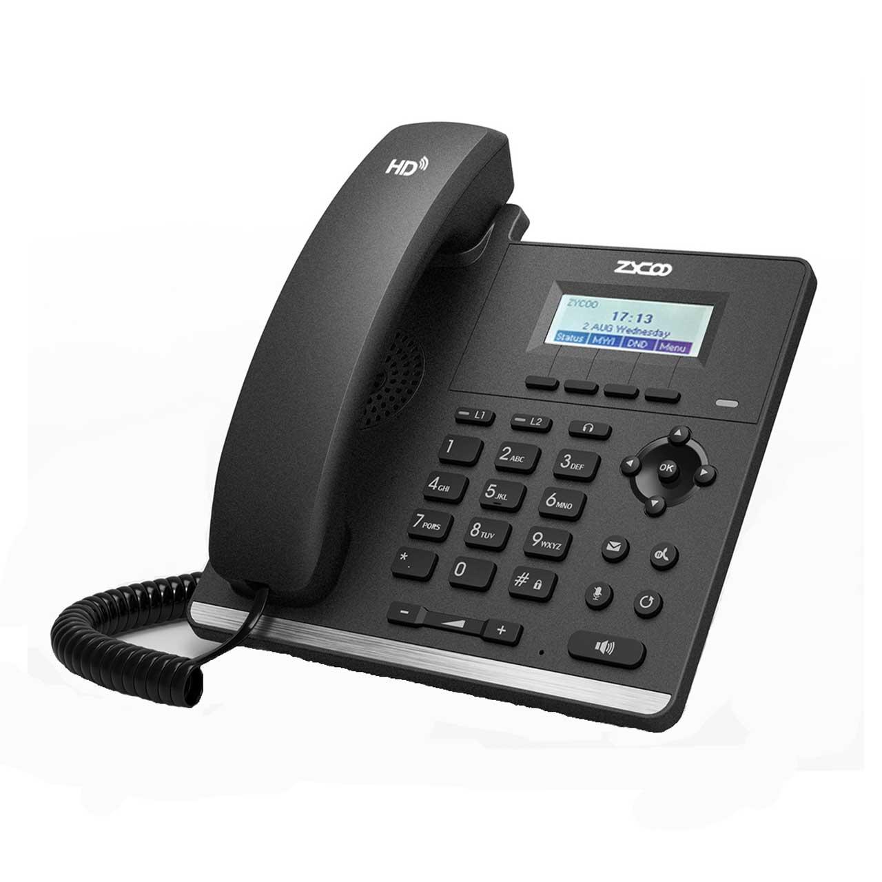 تلفن تحت شبکه زایکو مدل CooFone H81