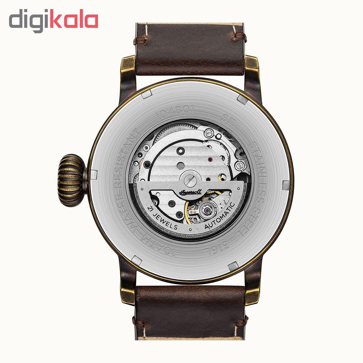 ساعت مچی عقربه ای مردانه اینگرسل مدل I04801
