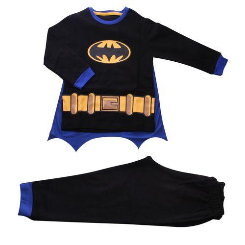 ست لباس پسرانه وچیون طرح بتمن مدل Batman7654