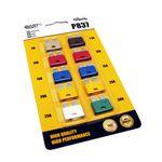 فیوز خودرو پاسیکو مدل کارتی بزرگ بسته 10 عددی thumb