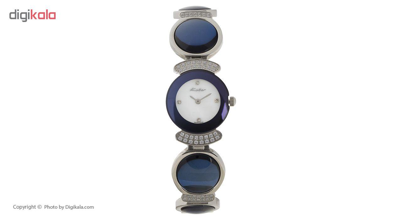ساعت مچی عقربه ای زنانه کولبر مدل K-212