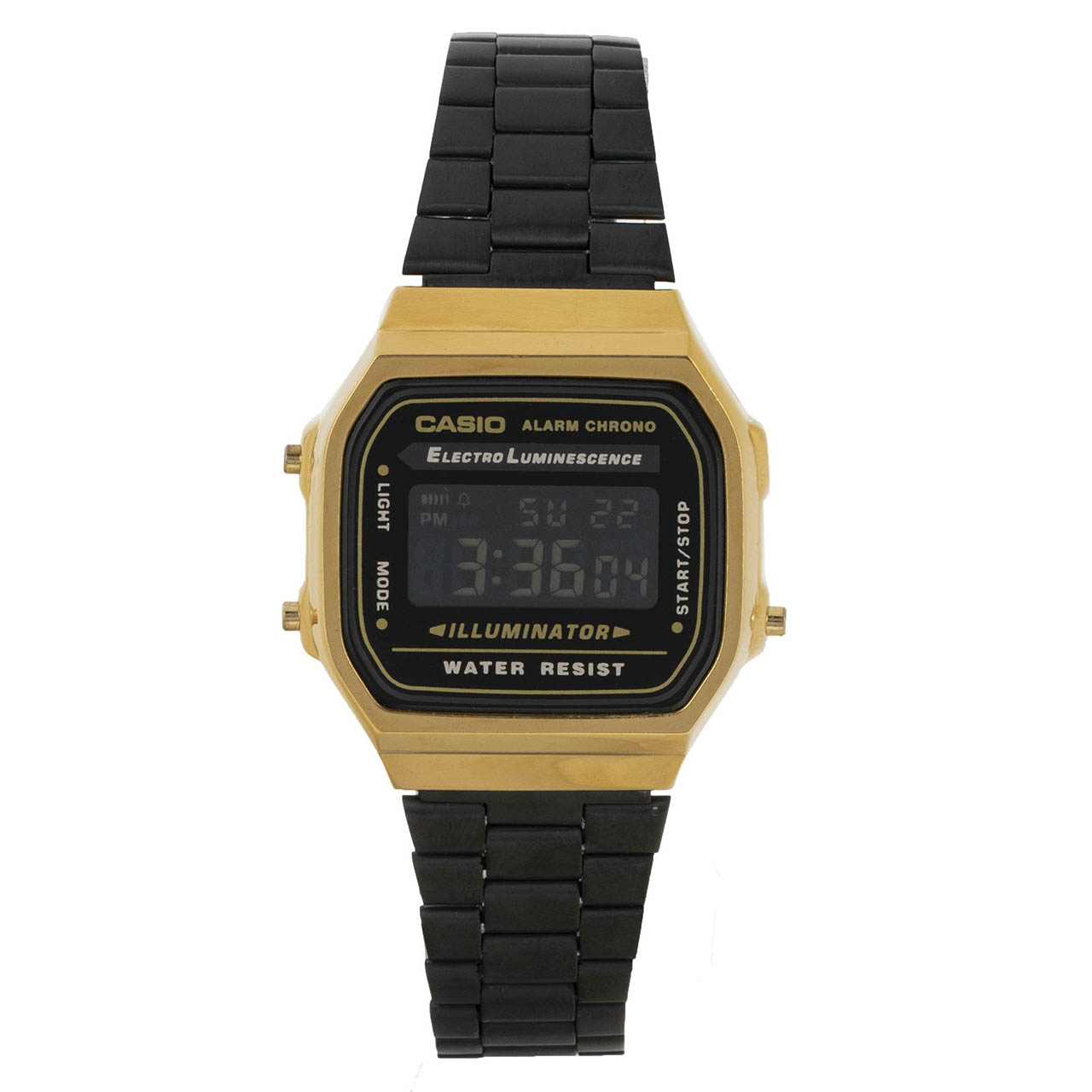 ساعت مچی دیجیتالی کاسیو مدل A168WEGB-1BDF 49