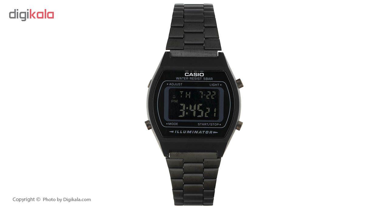 خرید ساعت مچی دیجیتال مردانه کاسیو مدل B640WB-1ADF