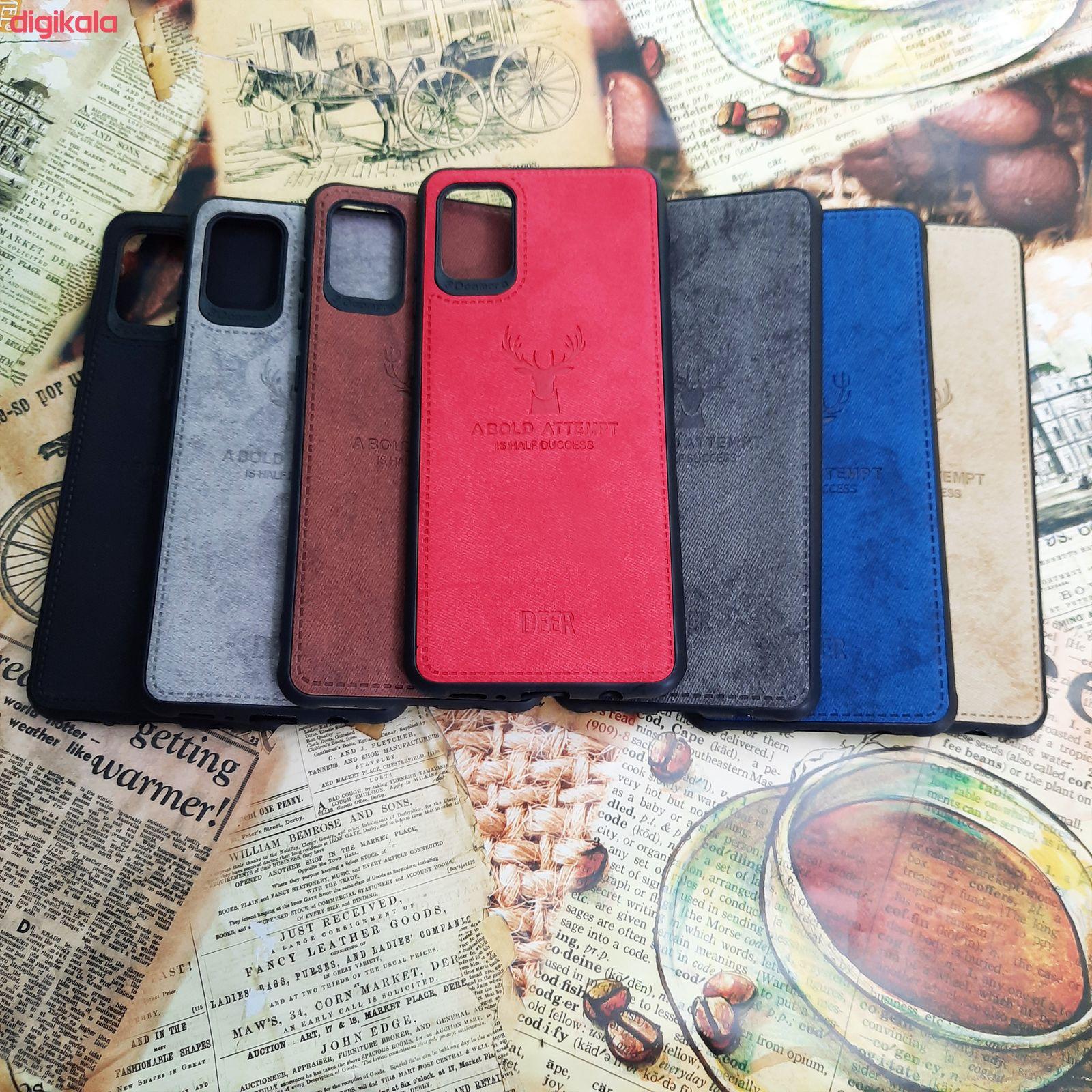 کاور مدل CO506 طرح گوزن مناسب برای گوشی موبایل سامسونگ Galaxy A31 main 1 4