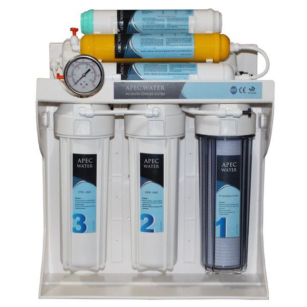 دستگاه تصفیه کننده آب خانگی اَپک واتر مدل AW700