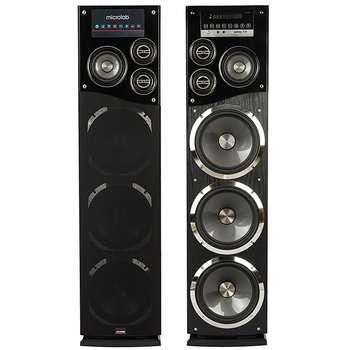 پخش کننده خانگی میکرولب مدل M310105 | Microlab M310105 Home Media Player