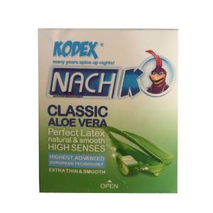 کاندوم تاخیری ناچ کودکس کد 124 بسته 3 عددی