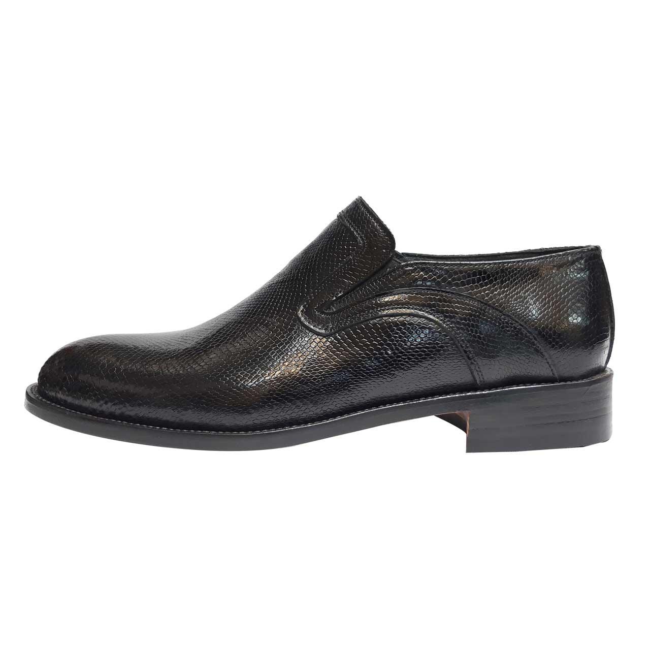 کفش مردانه دوران مدل لزار کد 171
