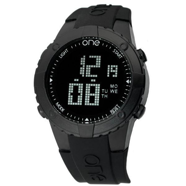ساعت مچی دیجیتال مردانه وان واچ مدل OA7058PP22N