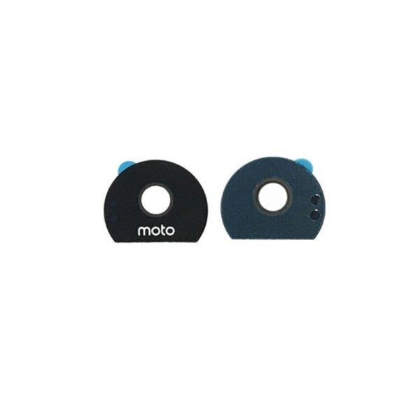 محافظ لنز دوربین شیشه ای مدل Moto مناسب برای گوشی موبایل Moto Z Play
