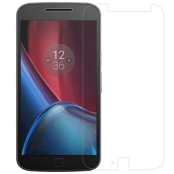 محافظ صفحه نمایش شیشه ای مدل Tempered مناسب برای گوشی موبایل موتورولا Moto G4 Plus