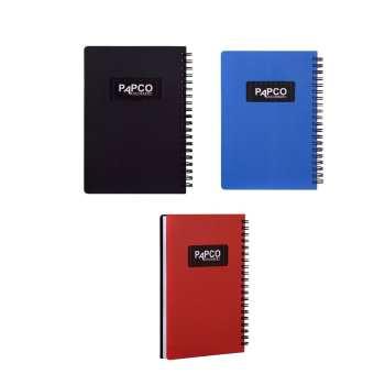 دفتر یادداشت پاپکو کد NB-647BC بسته 3 عددی