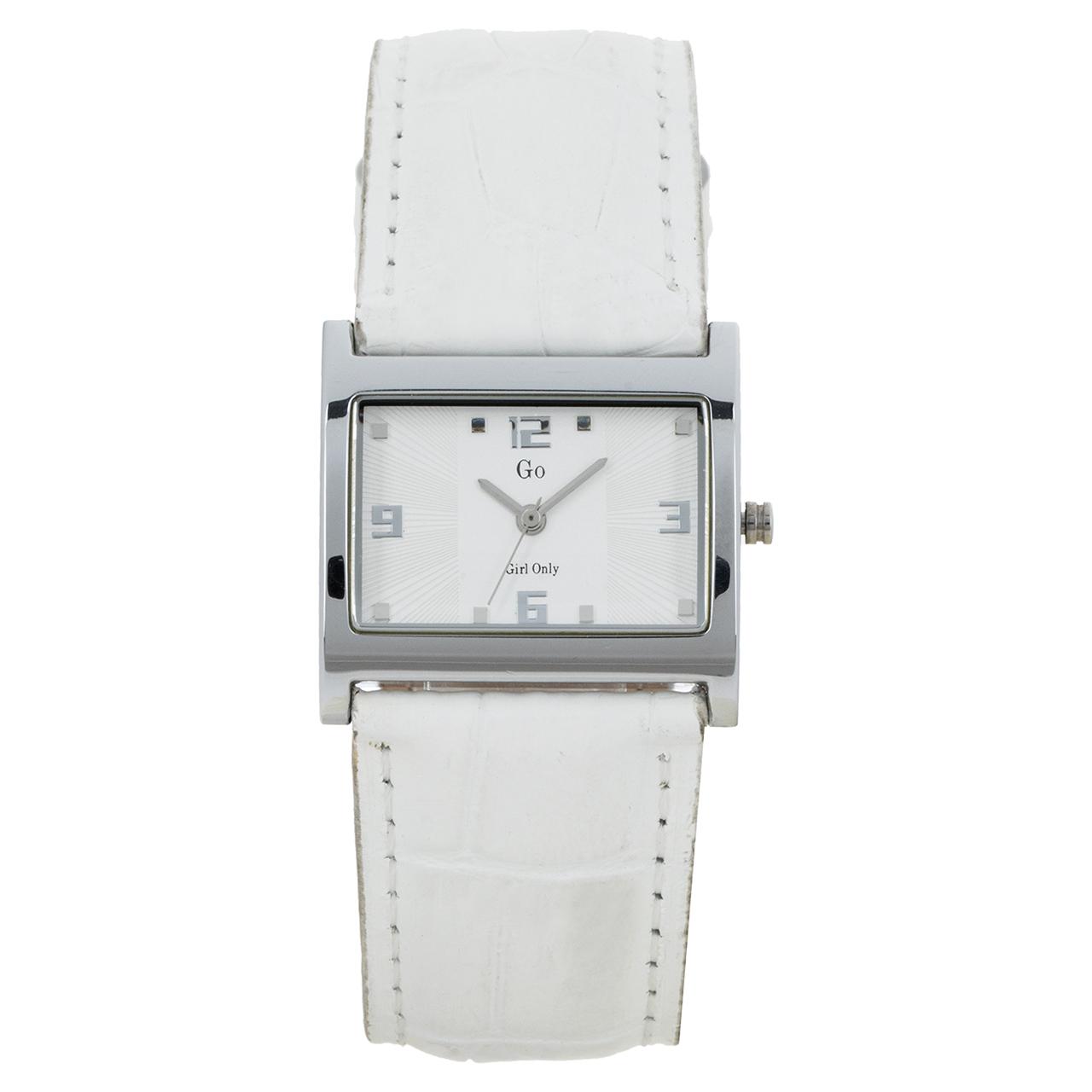خرید ساعت مچی عقربه ای زنانه جی او مدل 697576