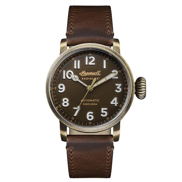 ساعت مچی عقربه ای مردانه اینگرسل مدل I04801 19
