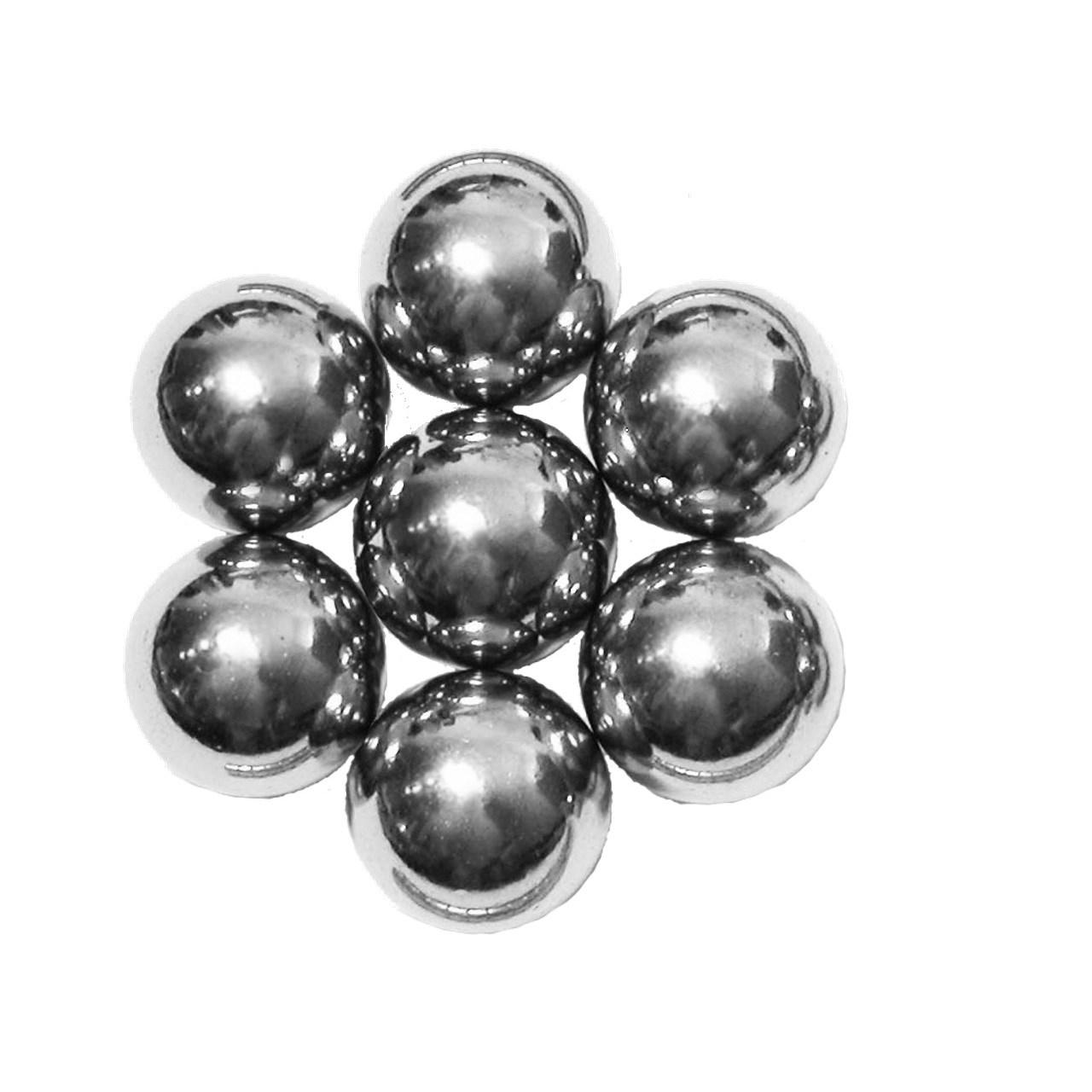 آهن ربا مدل کروی بسته هفت عددی